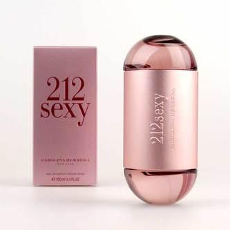 Carolina Herrera 212 Sexy EdP 100 ml