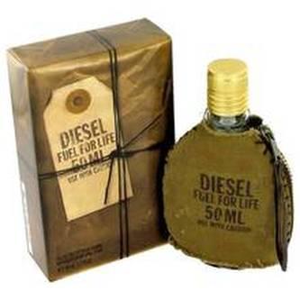 Diesel Fuel For Life Men EdT 75 ml