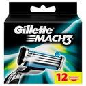 Gillette Mach3 Zamjenske britvice 12 kom.