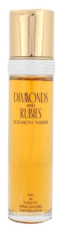 Elizabeth Taylor Diamonds and Rubies EdT 100 ml