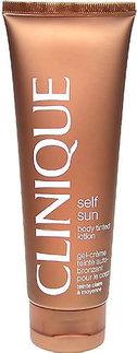 Clinique Self Sun Body Tined Lotion Medium/Deep Losion za..