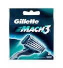 Gillette Mach3 Zamjenske britvice 8 kom.