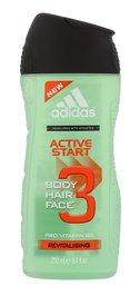 Adidas Active Start 3in1 Gel za tuširanje i šampon za..