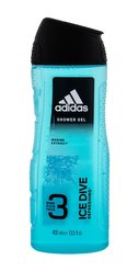 Adidas Ice Dive Gel za tuširanje 400 ml