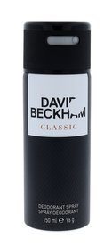 David Beckham Classic Dezodorans 150 ml