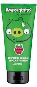 Lumene Angry Birds Raspberry Shampoo Šampon za kosu s..