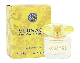 Versace Yellow Diamond EdT minijatura 5 ml
