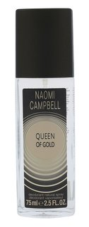 Naomi Campbell Queen of Gold Dezodorans 75 ml