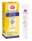 Dermacol Eye Gold Gel Gel protiv nateklih i umornih očiju..