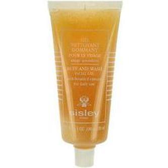 Sisley Buff and Wash Facial Gel Gel za čišćenje lica s ekstraktima biljaka 100 ml