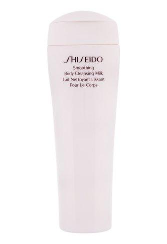 Shiseido Smoothing Body Cleansing Milk Mlijeko za tuširanje za zaglađivanje kože tijela 200 ml