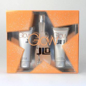 Jennifer Lopez Glow EdT 100 ml + mlijeko za tijelo 75 ml + gel za tuširanje 75 ml
